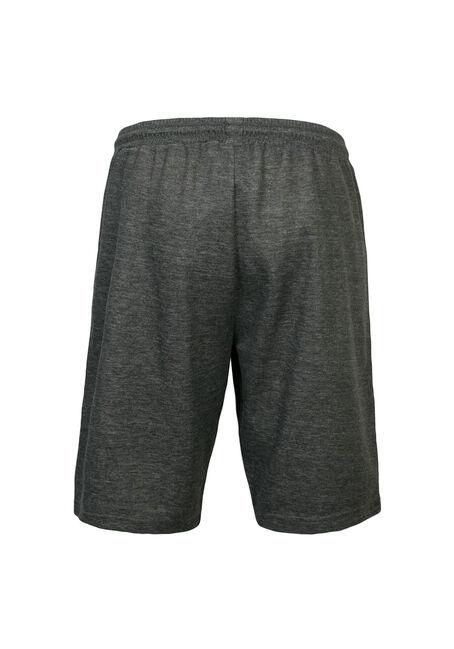 Men's Athletic Short, CHARCOAL, hi-res