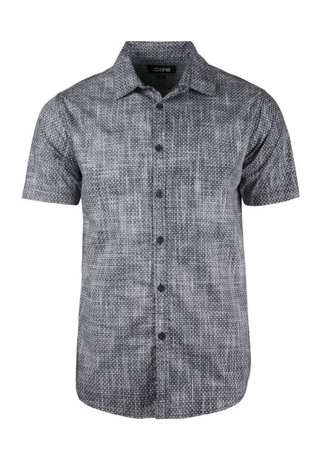 Men's Relaxed Chambray Shirt