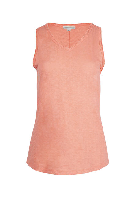 Ladies' Raw Edge Tank