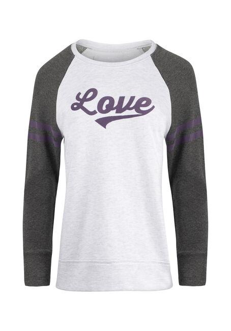 Ladies' Love Football Fleece