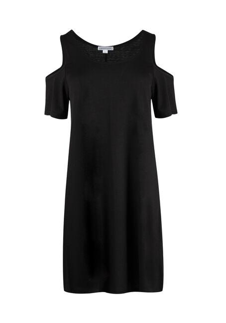 Ladies' Cold Shoulder Dress