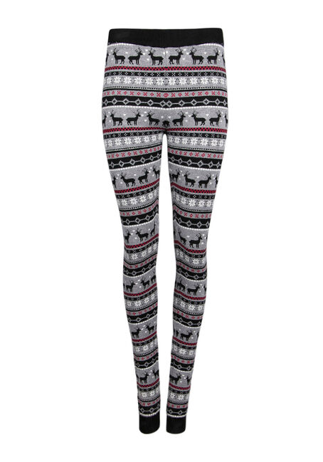Ladies' Reindeer Legging