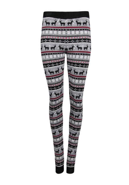 Ladies' Reindeer Legging