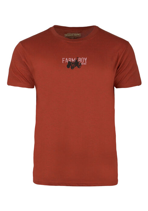 Men's Doesn't Matter The Brand Tee, CHILI, hi-res