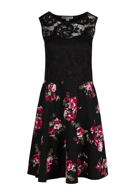 Ladies' Lace Skater Dress