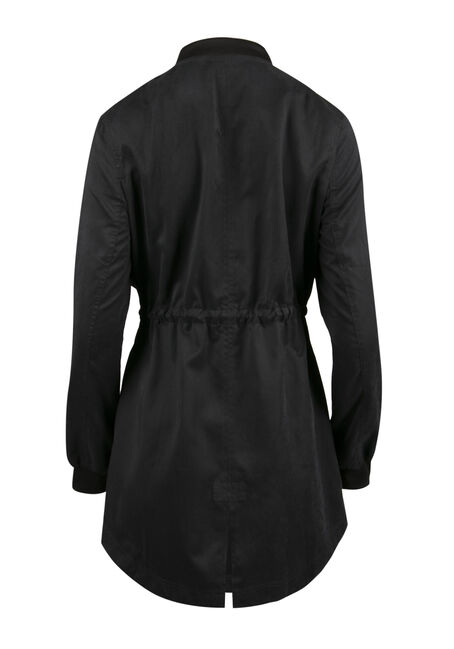 Ladies' Anorak Jacket, BLACK, hi-res