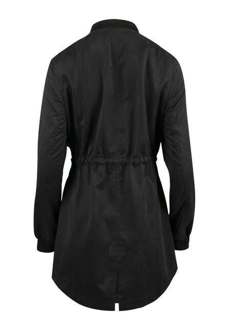 Ladies' Anorak Jacket, BLACK, hi-res