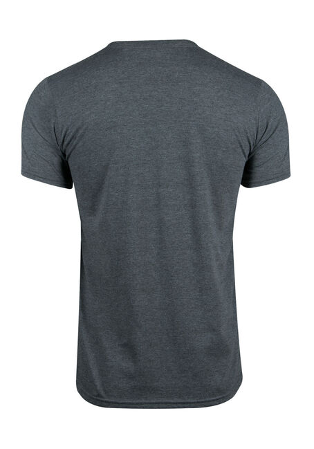 Men's Beer Hugs Tee, DK HEATHER GREY, hi-res