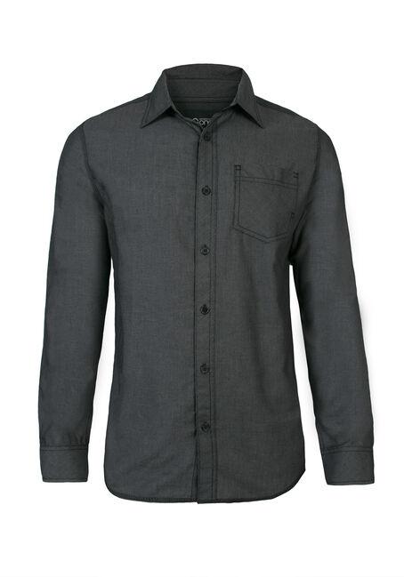 Men's Textured Shirt