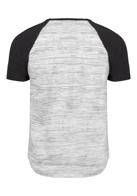 Men's Everyday Pocket Tee, BLACK, hi-res