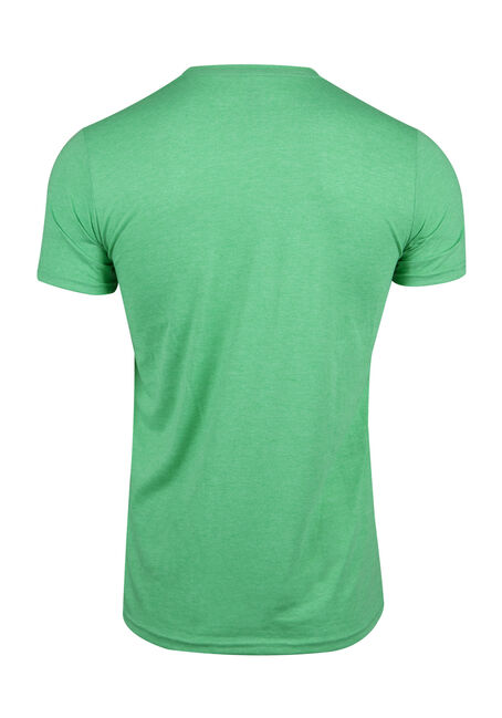 Men's I'm No Cactus Tee, HEATHER IRISH GREEN, hi-res