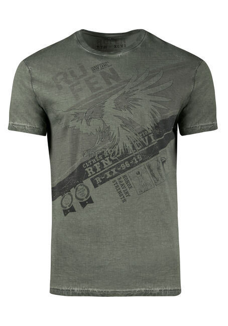 Men's Eagle Graphic Tee