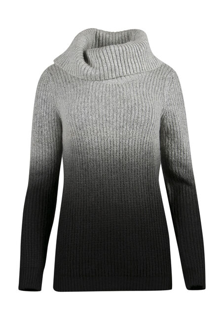 Ladies' Ombre Sweater
