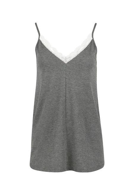 Ladies' Double V-Neck Tank