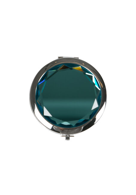 Ladies' Jewelled Compact Mirror