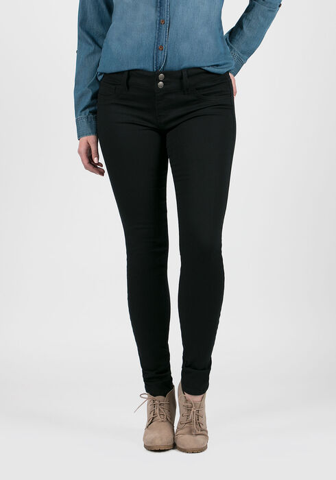 Ladies' Skinny Pants, NO COLOR, hi-res