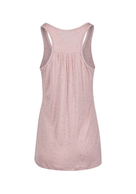 Ladies' Daydreamer Tank, ROSEWATER, hi-res