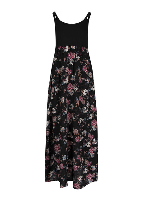 Ladies' Floral Maxi Dress