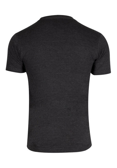 Men's Guinness Tee, CHARCOAL HEATHER, hi-res