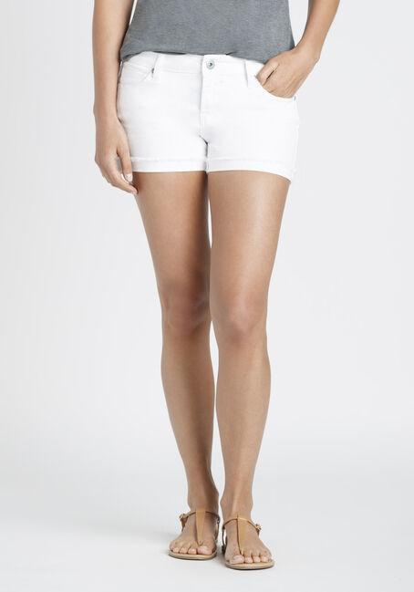 Ladies' Not-So-Short Short