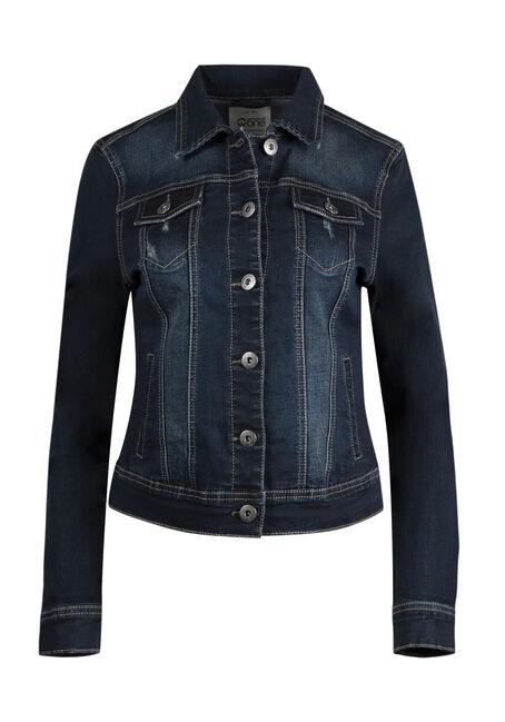 Ladies' Jean Jacket