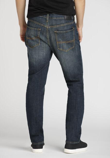 Men's Athletic Fit Jeans, DARK WASH, hi-res