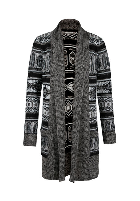 Ladies' Nordic Open Cardigan