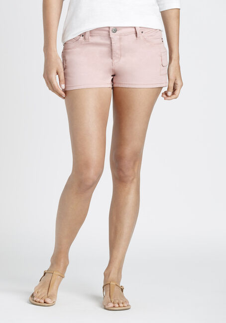 Ladies' Cargo Not-So-Short Short