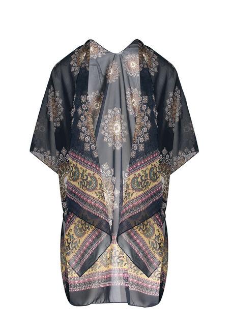 Ladies' Sun Burst Kimono