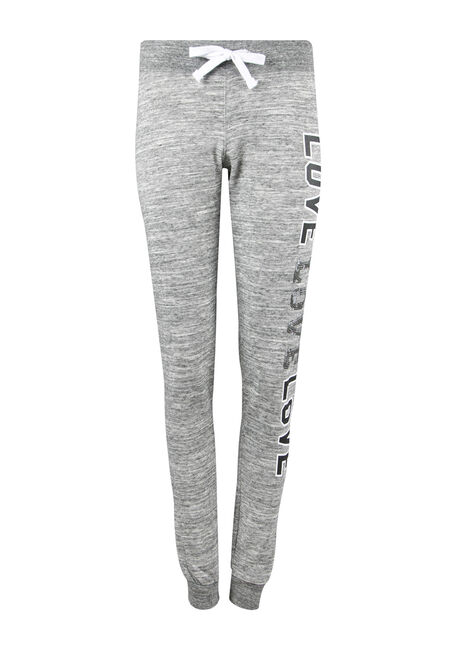 Ladies' Sequin Love Jogger