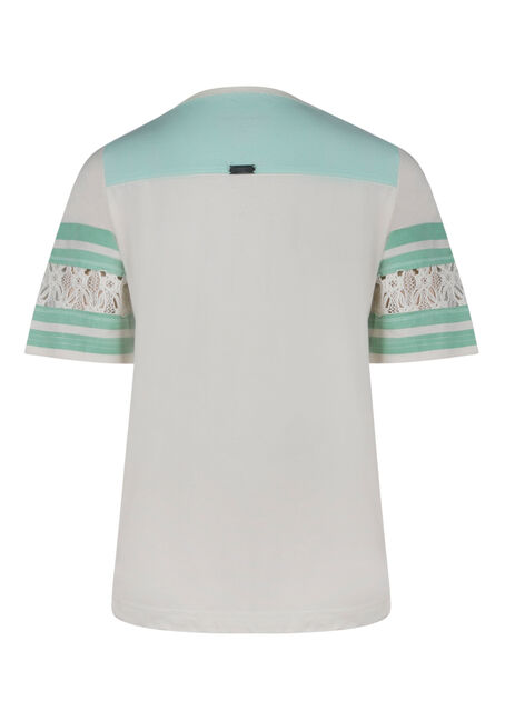 Ladies' Hayloft Tee, MINTGREEN, hi-res