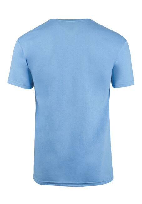 Men's Fred Flintstone Tee, BLUE, hi-res