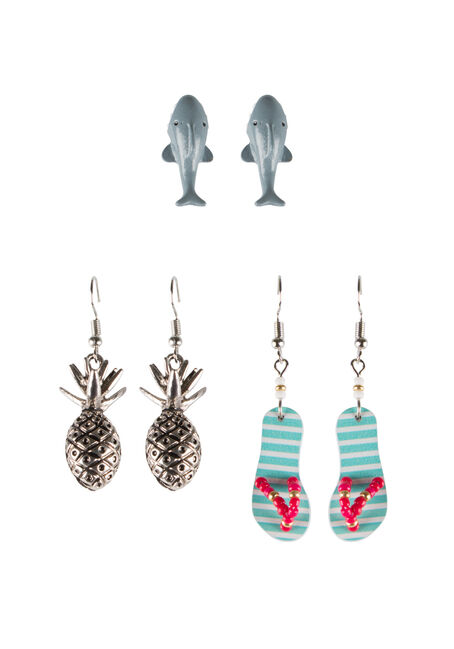 Ladies' Beachy Earring Set