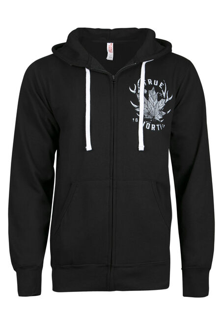 Men's True North Maple Leaf Hoodie