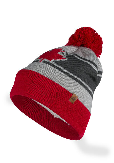 Men's Canada Toque, GREY, hi-res