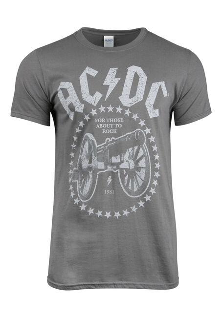 Mens' AC/DC Tee