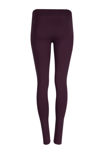 Ladies' Wide Waist Legging, HORTENSIA, hi-res