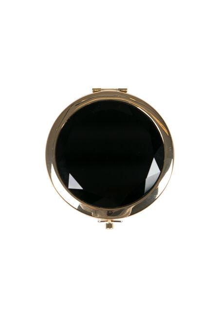 Ladies' Jewelled Compact Mirror