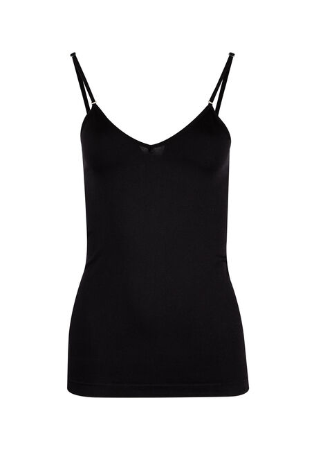 Ladies' Seamless Strappy Tank