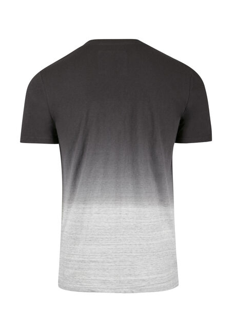 Men's Everyday Dip Dye Tee, SLATE, hi-res