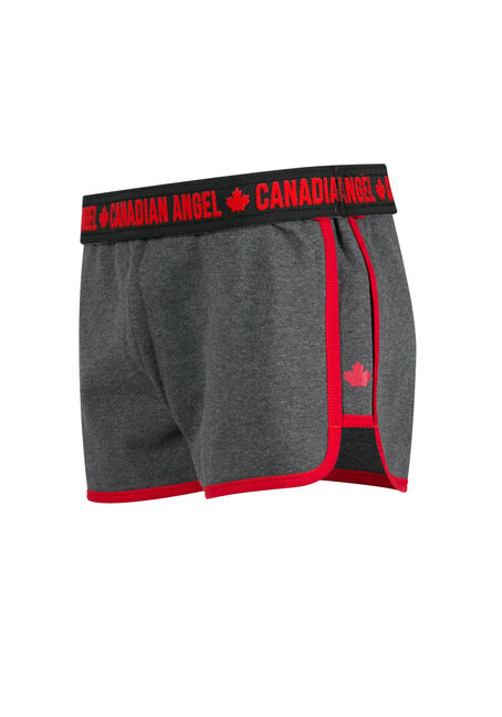 Ladies' Canada Shortie, CHARCOAL, hi-res