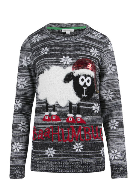Ladies' Baahumbug Sweater
