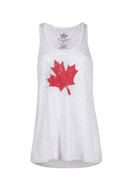 Ladies' Maple Leaf Tank