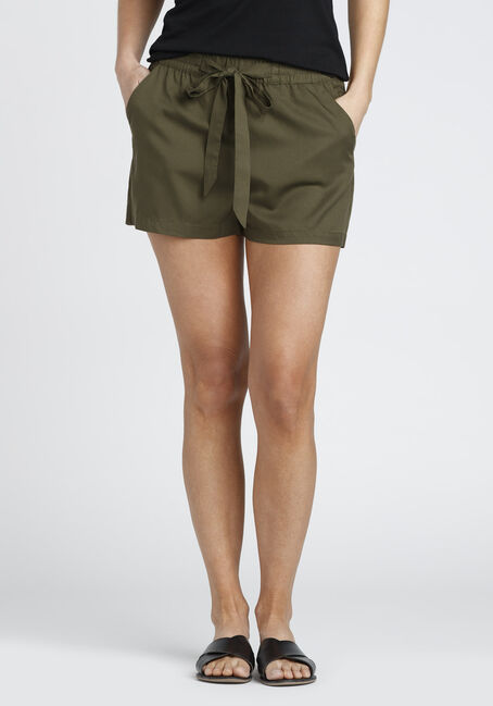 Ladies' Soft Short