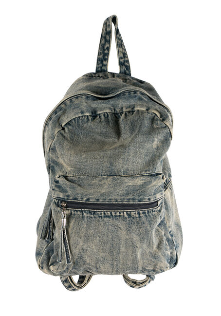 Ladies' Denim Backpack