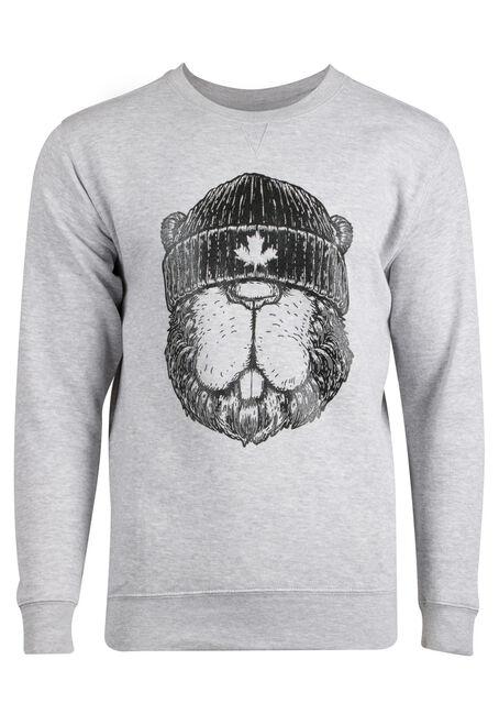Men's Canadian Beaver Sweatshirt