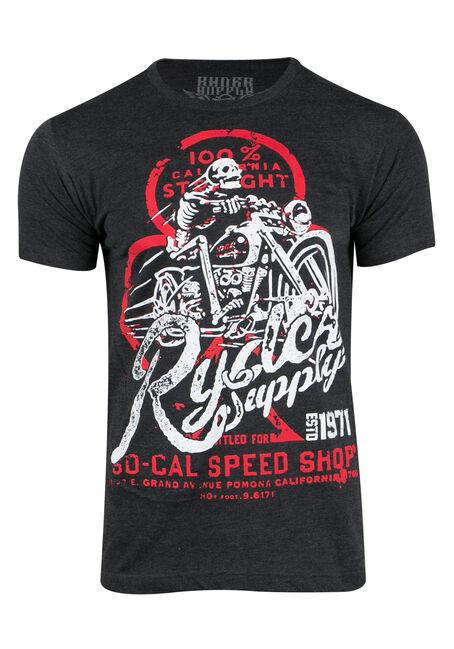 Men's Motorcycle Club Tee