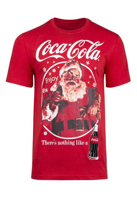 Men's Coca-Cola Light UpTee