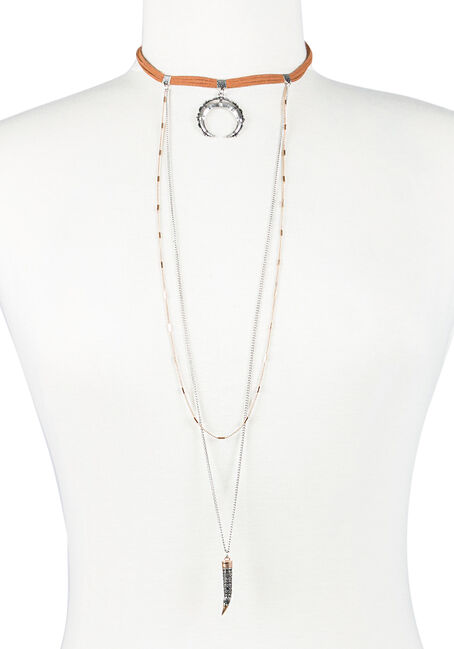 Ladies' Layered Necklace