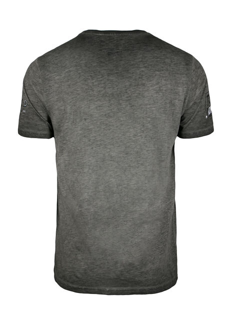 Men's True North Tee, CHARCOAL, hi-res